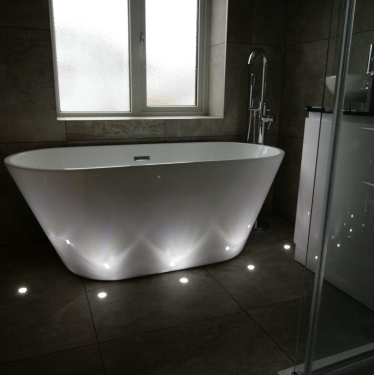 Bathroom renovation, London
