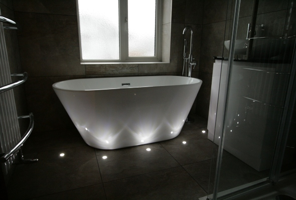 New bathroom renovation for customer in London