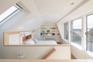 A modern loft conversion
