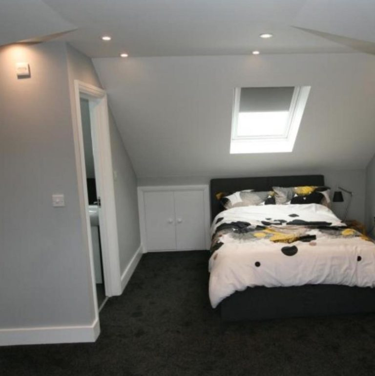 Loft conversion in Upminster Bridge, London
