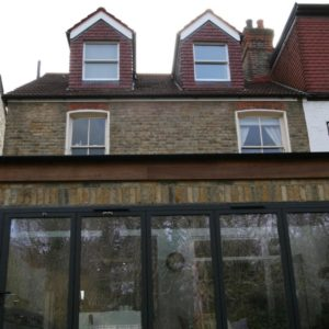 Loft conversion for customer in Wanstead, London
