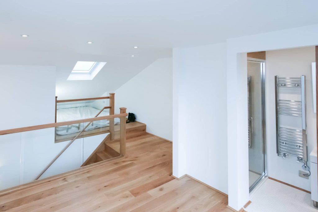 Walthamstow project loft