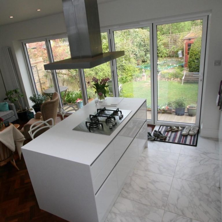 wanstead house extension feature