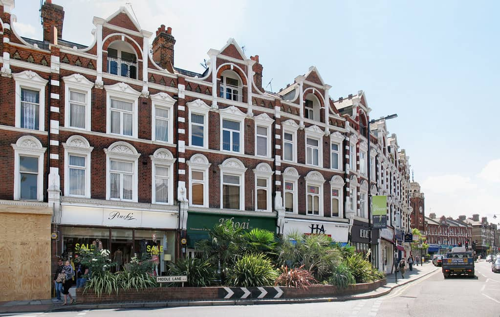 Crouch End - the best place to live in North London?