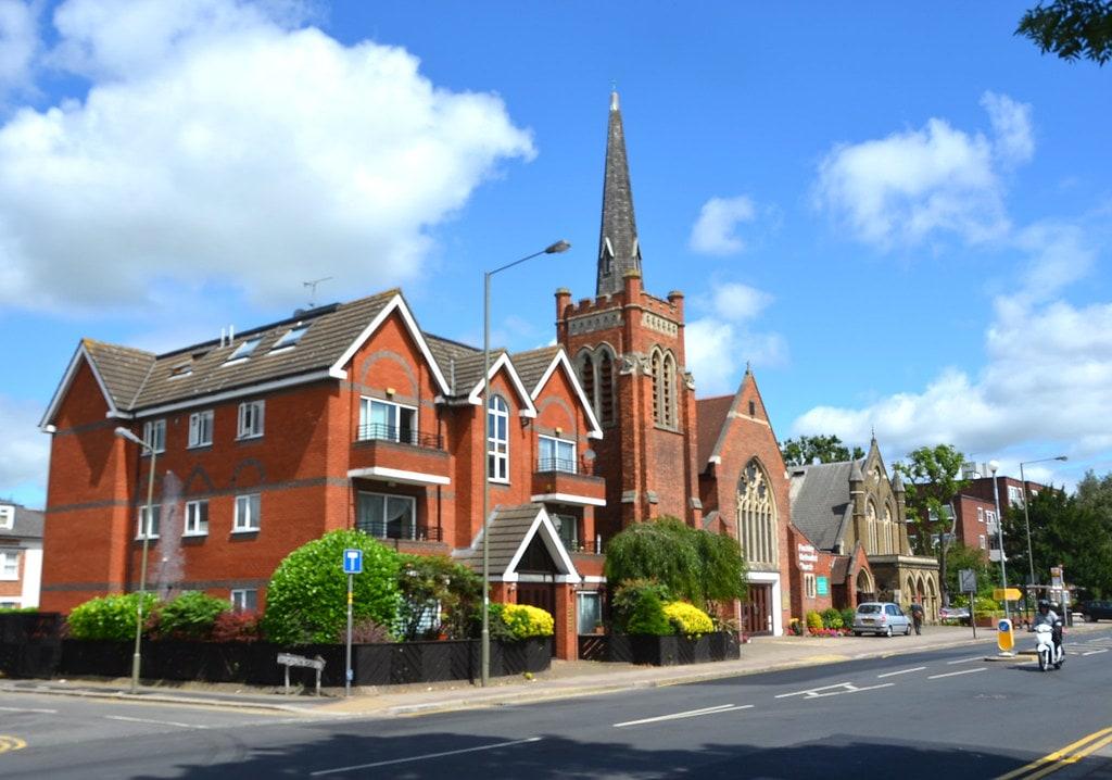 Finchley Methodist Church