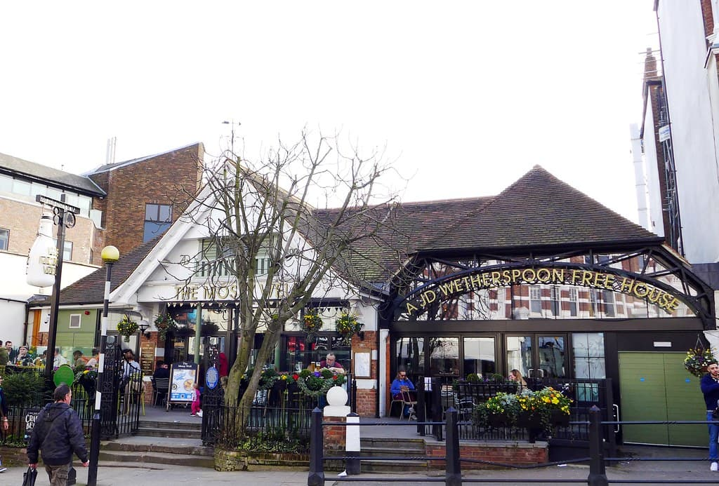 The Mossy Well in Muswell Hill