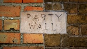 The Party Wall Act of 1996