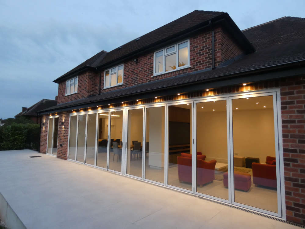 House extension by the best builders in Romford